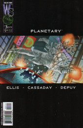 Planetary (DC comics - 1999) -3- Dead Gunfighters