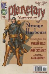 Planetary (DC comics - 1999) -4- Strange Harbours