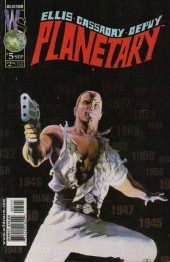 Planetary (DC comics - 1999) -5- The Good Doctor