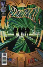 Planetary (DC comics - 1999) -6- Four