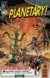 Planetary (DC comics - 1999) -8- The Day The Earth Turned Slower