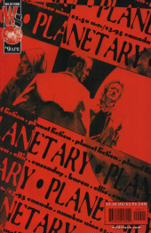 Planetary (DC comics - 1999) -9- Planet Fiction