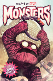 A-Z of Marvel Monsters (The) (Marvel Comics - 2017)