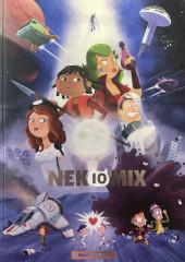 Nekomix -10- Spécial Futur