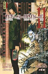 Death Note -11a9ème- Tome 11