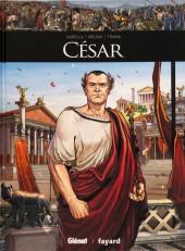 Ils ont fait l'Histoire -23a2018- César