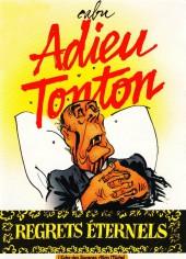 Adieu tonton - Adieu Tonton - Regrets éternels