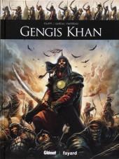 Ils ont fait l'Histoire -6a2019- Gengis Khan