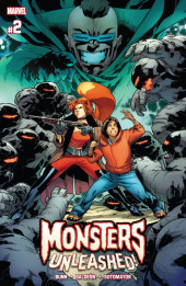 Monsters Unleashed Vol.2 (Marvel Comics - 2017/2018) -2- Issue # 2
