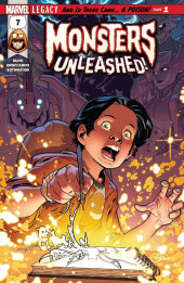 Monsters Unleashed Vol.2 (Marvel Comics - 2017/2018) -7- Issue # 7