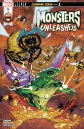 Monsters Unleashed Vol.2 (Marvel Comics - 2017/2018) -9- Issue # 9