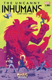 Monsters Unleashed Vol.1 (Marvel comics - 2017) -MU- Uncanny Inhumans/Monsters Unleashed