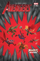 Monsters Unleashed Vol.1 (Marvel comics - 2017) -MU- Avenhers/Monsters Unleashed
