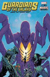 Monsters Unleashed Vol.1 (Marvel comics - 2017) -MU- Guardians of the Galaxy/Monsters Unleashed