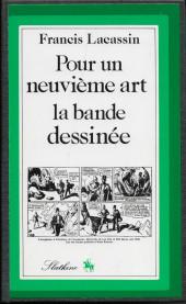 (DOC) Études et essais divers - Pour un neuvième art : la bande dessinée