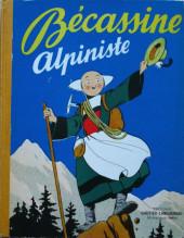 Bécassine -10a- Bécassine alpiniste