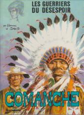 Comanche -2c1981- Les guerriers du désespoir