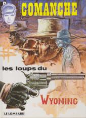 Comanche -3e1994- Les loups du Wyoming