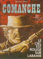 Comanche -4a1989- Le ciel est rouge sur Laramie