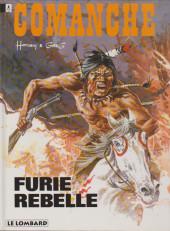 Comanche -6d1994- Furie rebelle