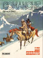 Comanche -8a1982a- Les shériffs