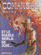 Comanche -9b1993- Et le diable hurla de joie...