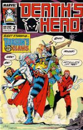 Death's Head (Marvel UK - 1988) -2- Issue # 2