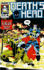 Death's Head (Marvel UK - 1988) -4- PlagueDog!