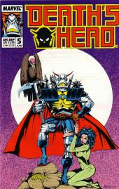 Death's Head (Marvel UK - 1988) -5- Issue # 5