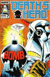 Death's Head (Marvel UK - 1988) -7- Issue # 7