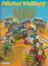 Michel Vaillant -41c2001- Paris-Dakar !