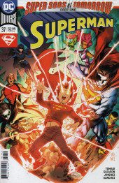 Superman (2016) -37- Super Sons Of Tomorrow, Part 1: Dark Of The Son