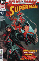 Superman (2016) -38- Super Sons Of Tomorrow, Part 4: Into The Light