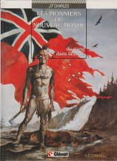Les pionniers du Nouveau Monde -5a1990- Du sang dans la boue