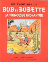 Bob et Bobette -2- La Princesse enchantée