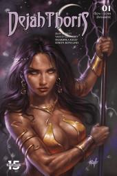Dejah Thoris Vol.3 (Dynamite - 2019) -1- Issue #1