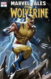 Marvel Tales Featuring (Marvel Comics - 2019) - Wolverine #1