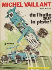 Michel Vaillant -18c1975'- De l'huile sur la piste !