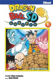 Dragon Ball SD -6- Tome 6