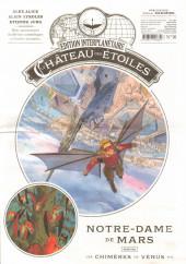Le château des étoiles -16- Notre-Dame de Mars, suivi de Les Chimères de Vénus 4/5