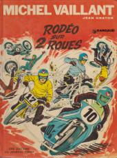 Michel Vaillant -20b1975'- Rodéo sur 2 roues