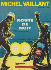 Michel Vaillant -4e1984'- Route de nuit