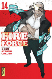 Fire Force -14- Tome 14