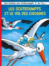 Les schtroumpfs -38- Les Schtroumpfs et le vol des cigognes