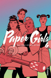 Paper Girls -6- Tome 6