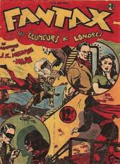 Fantax (1re série) -17- Les Écumeurs de Londres
