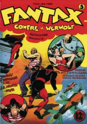 Fantax (1re série) -5- Fantax contre le wervolf