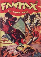 Fantax (1re série) -23- Les Tigres Noirs