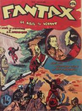 Fantax (1re série) -24- La Rose du Levant