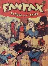 Fantax (1re série) -26- La Tour de La Faim